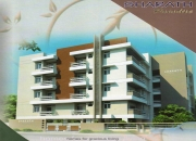 2 Bhk Apartment in sharath paradise