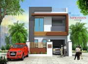 3 bhk sale in lucknow, gomti nagar ext.