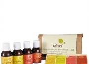 Aromatherapy Wellness Massage Oils set