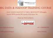 Big Data Training for Developers in chennai