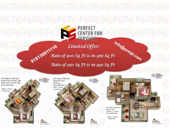 Limited offer 23bhk amaatra homes flats greater noida west noida extension