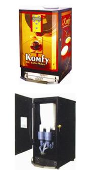 Tea coffee vending machine in mumbai