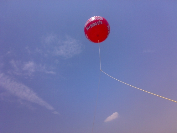 Advertising balloon,sky balloon