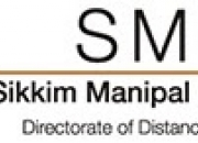 Distance learning Course @ Sikkim Manipal University admissions open