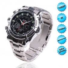 A spy wrist watch camera is a mini dvr which is as similar to a normal casual watch, but this unique spy wrist watch camera has a built in on board pin hole camera of 5mp cmos camera which is capable of capturing very sharp images, record video in a low l