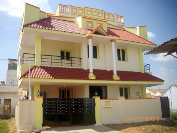 3bhk house for sale in virugambakkam,