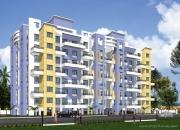 Apartment for sale in saligramam,