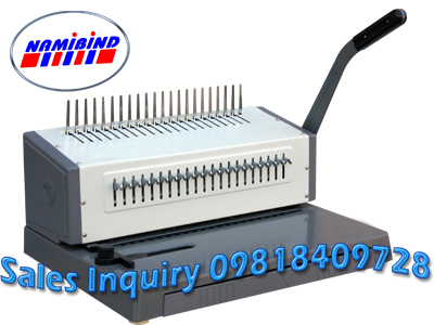 Comb binding machine price in lucknow