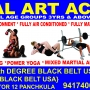 Martial Arts Tae Kwondo,Kick Boxing,Karate,Fitness,Yoga