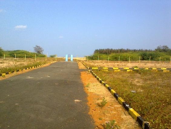 Vacant land for sale porur