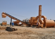 Drum mix plant, wet mix plant and broomer  plants manufacturer in gujarat name as ashitech