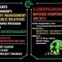 'Event Management & Public Relations' training program.