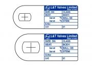 Laser engraved plates