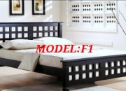 New king size wooden  cot in factory price..free door delivery