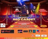 !! red carpet !! the most elite nye of mumbai..