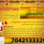 CHRISTMAS CARNIVAL -South Patio Club-Gurgaon