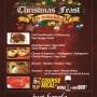 Enjoy Christmas Feast with 5 Course Meal & Wine @Just Kerala- Hotel Samraj