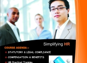 HR Management Training in Lucknow