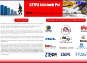 Project Work for core java in cetpainfotech at Lucknow