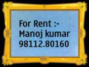 3 bhk flats for rent sushant estate sector 52 cont,9811280160