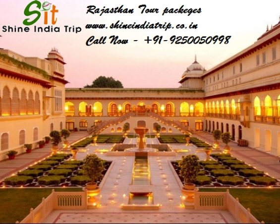 Affordable price rajasthan holiday packeges |shineindiatrip.co.in