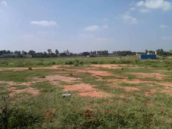 Kannamangala main road 6 acres land for sale rs. 6.5cr/ acre