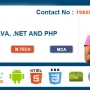 Java, .net, php Live Projects for Academic students.