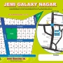 land for sale in DTCP approved at Galaxy nagar