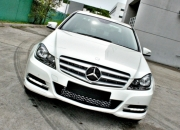 Mecerdes benz c200, salon avantgarde (7g)2012 model in lonar