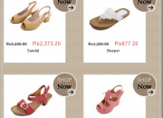 New fashion in new season with Stylish footwear collections