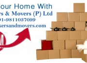 Expert Transportation By Golden Packers & Movers In India