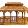 Give Extra Ordinary Look and Feel to Your Garden with Gazebo