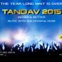 New Year Celebration in Baner Hill Pune- TANDAV 2015