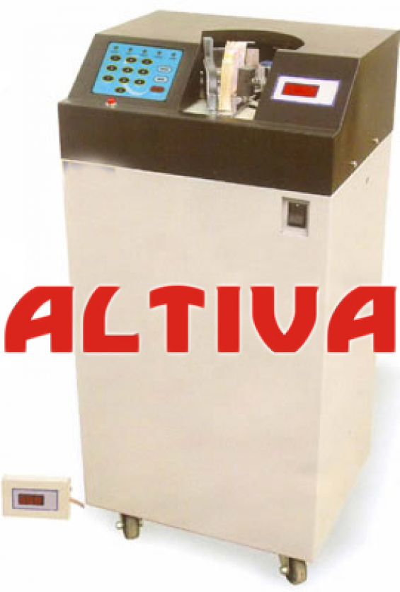 Altiva floor type bundle note counting machine price in delhi