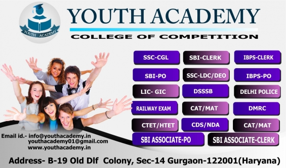 We provide all competitive exam coaching
