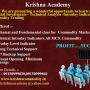 ONLINE COMMODITY TRADING CLASSES WITH KRISHNA ACADEMY