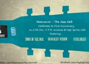 Resonance - The Jam Hub feat. Spud In The Box,Skylight Vision and Stillsight