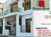 Shagun vihar row houses is one of the popular residential developments in chinhat tiraha k