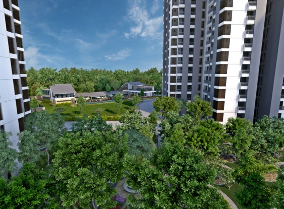 Pictures of Best flats in whitefield bangalore - urban forest 3