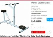 Buy online marino double twister