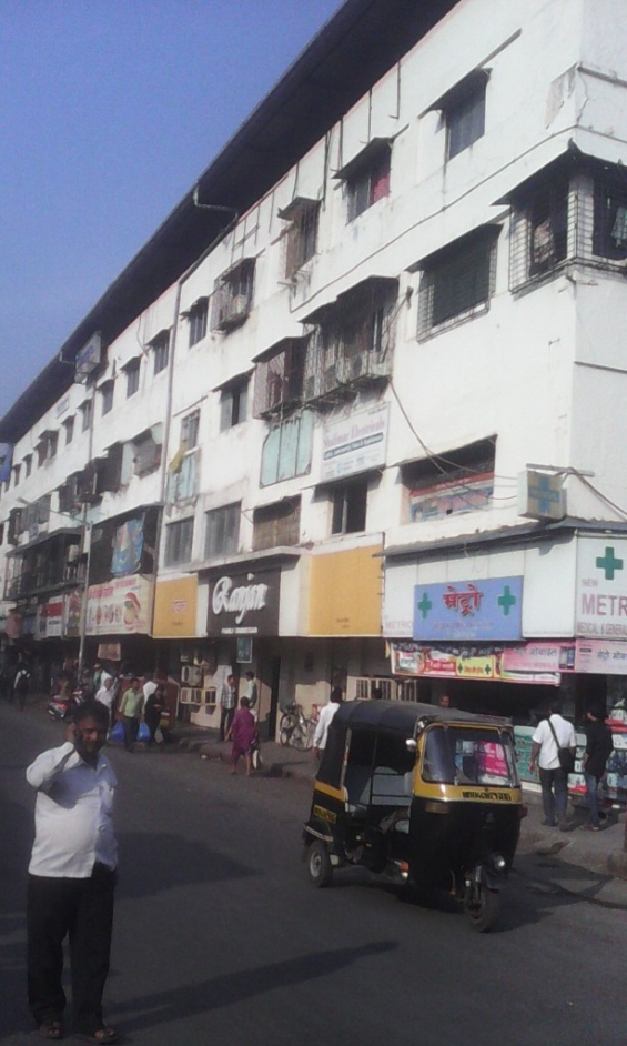Commercial gala for sale in bhayandar east