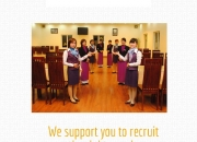 Providing the best manpower in Hospitality Industry from Vietnam