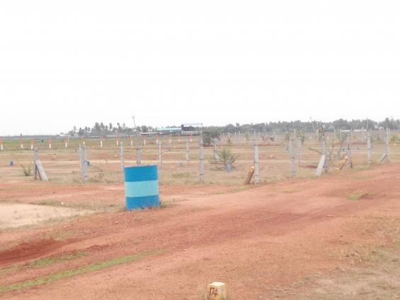 Special & super growth in ponneri well development