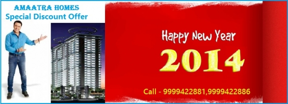 Amaatra homes new year special offer