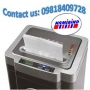 OFFICE PAPER SHREDDER MACHINE PRICE IN INDIA