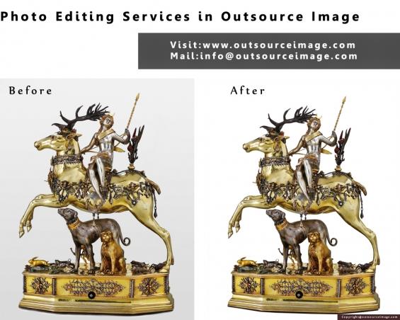 Smart photo editing service, unique photo manipulation service provider