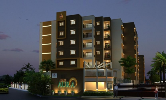 2&3 bhk flats for sale at asset aura project bangalore   location