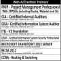USA - International Certification