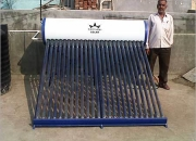 Domestic Solar Hot water systems