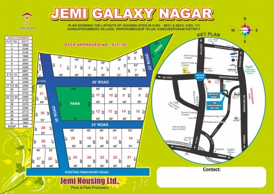 Land for dtcp approved at galaxy nagar
